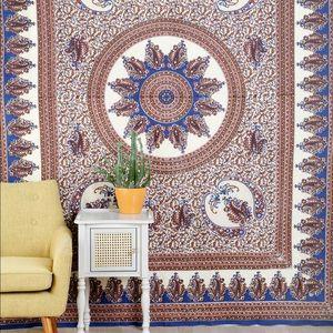 Urban Outfitters Paisley Mandala Tapestry